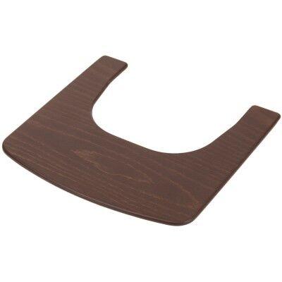 Tablette pour chaise haute Syt évolutive wengé