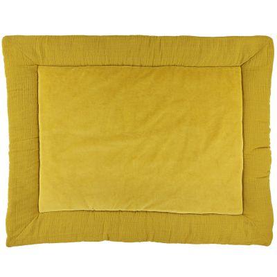 Tapis de parc Bliss Mustard (75 x 95 cm)