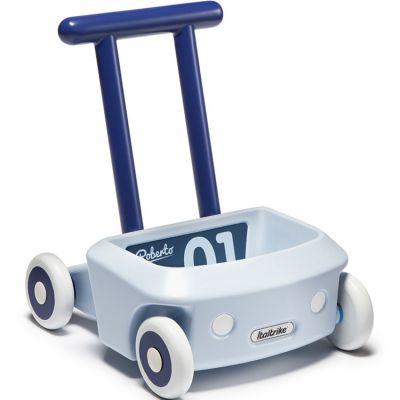 Chariot de marche Roberto bleu