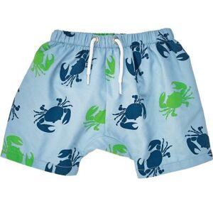 Maillot de bain short Graphic Boy double protection (9-12 mois) - Publicité