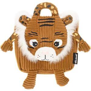Sac à dos bébé peluche Speculos le tigre - Publicité