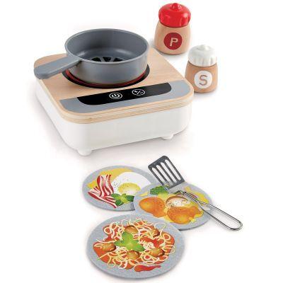 Set poêle à frire et accessoires (8 pièces)