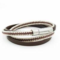 Bracelet Le Marin marron (acier) <br /><b>48.00 EUR</b> Berceau Magique