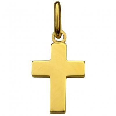 Croix 14 x 10 mm (or jaune 750°)