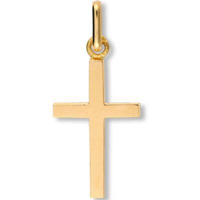 Croix 18 x 10 mm (or jaune 375°)
