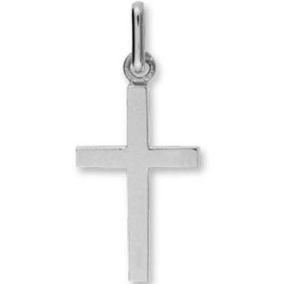 Croix 18 x 10 mm (or blanc 750°)