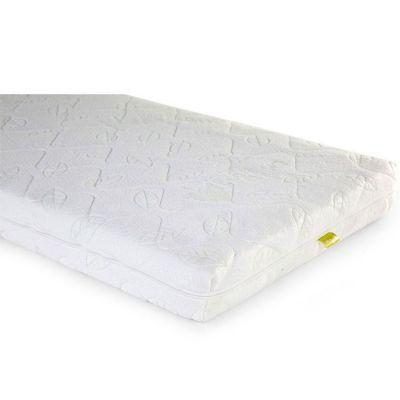 Matelas Duo Kokos Natural Safe Sleeper (60 x 120 cm)