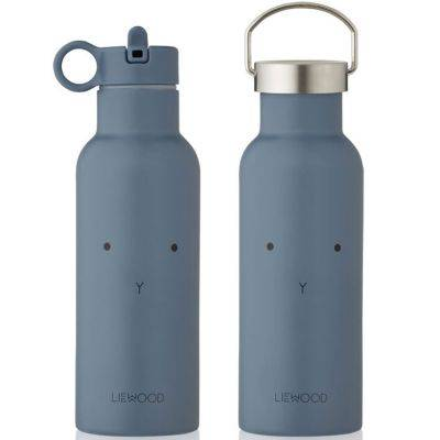 Thermos Gourde isotherme Neo Lapin blue wave (500 ml)
