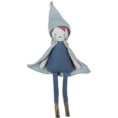 Poupée souple Sorcier bleu (28 cm)