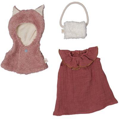 Vêtements de poupée Renard