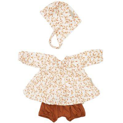 Vêtements de poupée Caramel Leaves