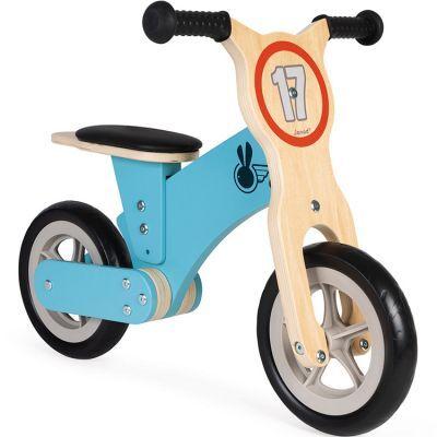 Draisienne Bikloon Little Racer bleue