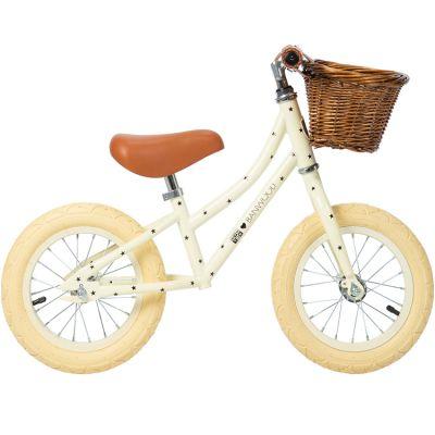 Draisienne First Go x Bonton-R-Cream étoile