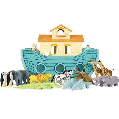 Grande Arche de Noé en bois