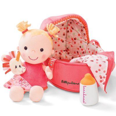 Poupée bébé Louise (27 cm)