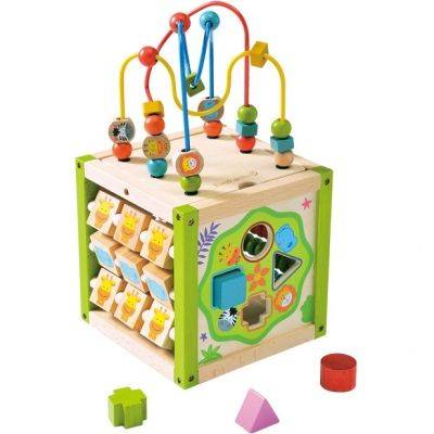 Cube Mon premier cube d'activités