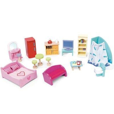Assortiment meubles pour maison de poupées Furniture pack