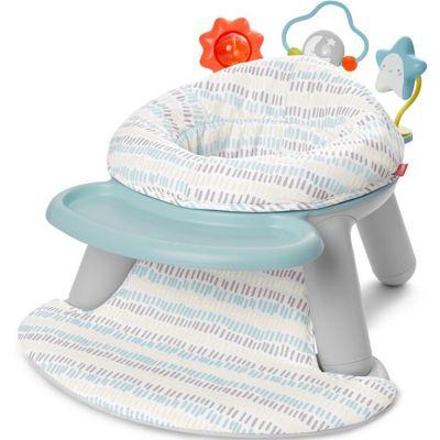 Siège bébé activités et repas Silver Lining