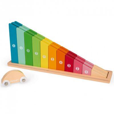 Jeu J'apprends à compter Crescendo en bois