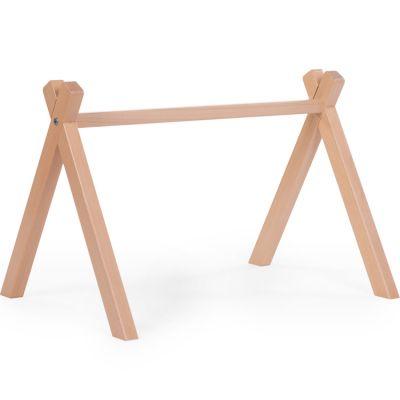 Arche d'activités Play Gym tipi en bois de hêtre
