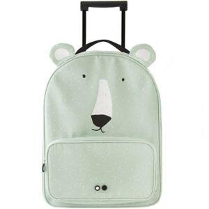 Polar Valise trolley ours Mr. Polar bear - Publicité