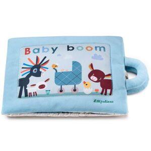Livre bébé d'activités Baby Boom - Publicité