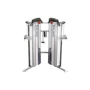 Body Solid Poulie vis a vis Pro Clubline Series II Functional Trainer S2FT 75 kg - Publicité