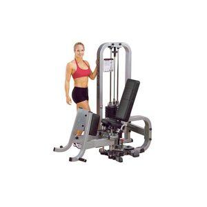 Machine a adducteurs et abducteurs Body Solid Pro Clubline STH1100G 105 kg - Publicité
