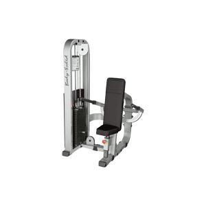 Machine triceps Body Solid Pro Clubline STM1000 140 kg - Publicité
