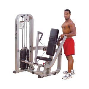 Presse poitrine Body Solid Pro Clubline SBP100G 140 kg - Publicité
