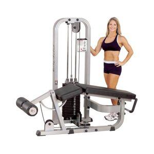 Leg Curl Body Solid Pro Clubline SLC400G 140 kg - Publicité