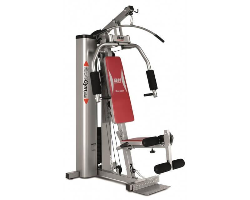 BH Fitness En stock-Appareil  musculation BH Multigym Plus G112X-Expé 48h