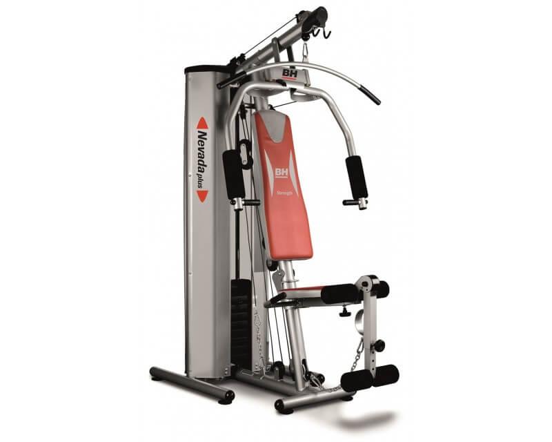 BH Fitness En stock-Multiposte Nevada Plus 100 Kg-Expé 48h