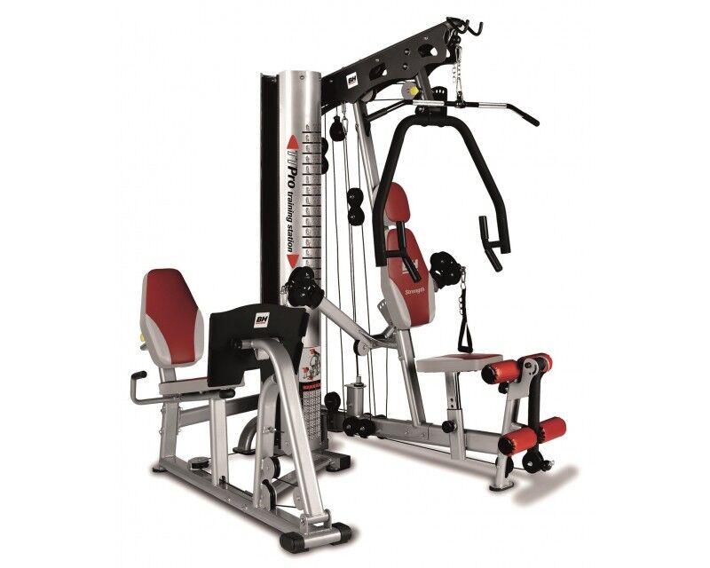 BH Fitness En stock-Appareil  musculation BH TT PRO-Expé 48h