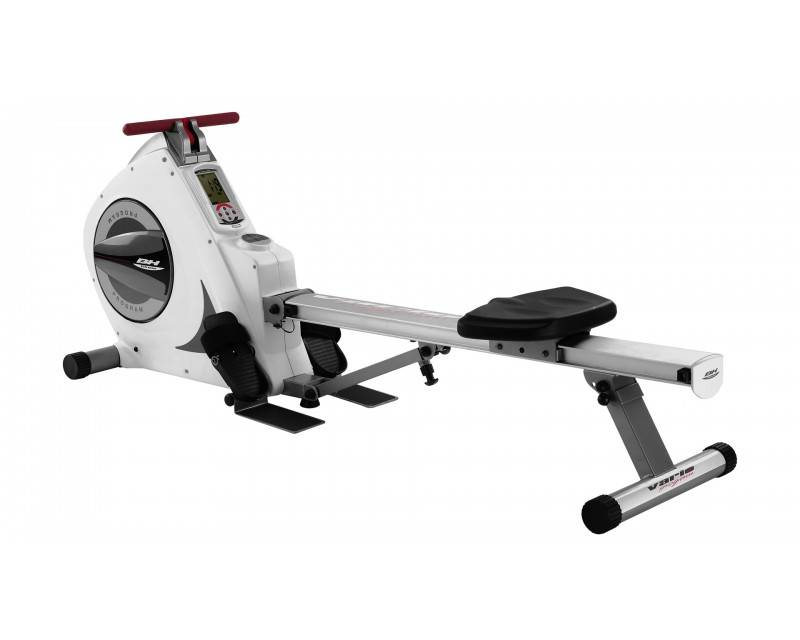 BH Fitness En stock-Rameur BH   Vario Program R350-Expé 48h