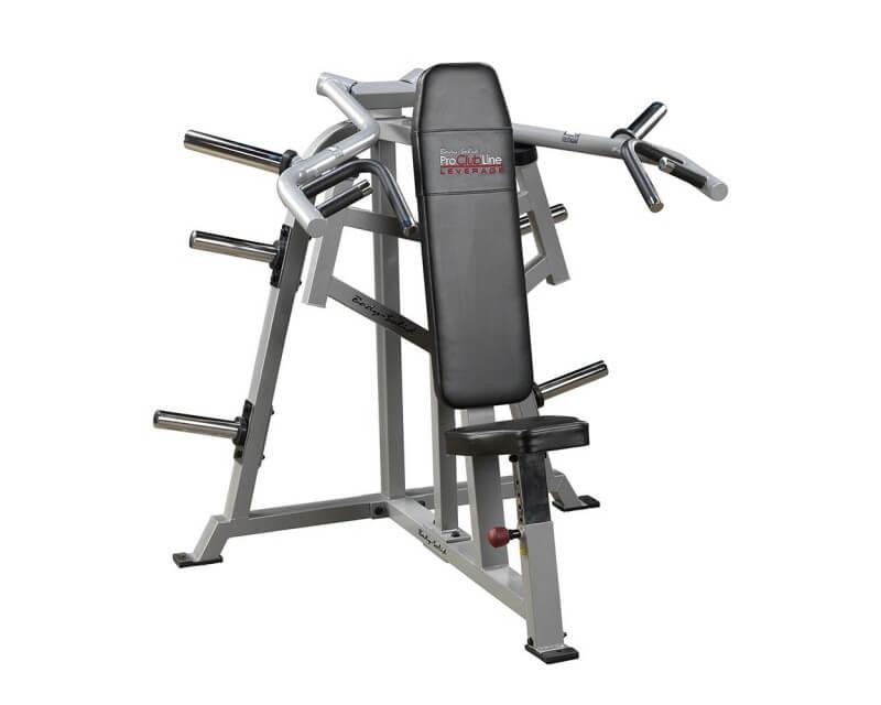 Machine Press Développé Epaules Pro Body Solid LVSP