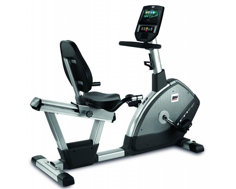 BH Fitness En stock- semi-allongé BH TFR ERGO TFT ou vélo semi-couché-Expé 48h