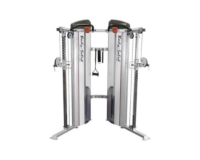 Body Solid Poulie vis a vis Pro Clubline Series II Functional Trainer S2FT 75 kg