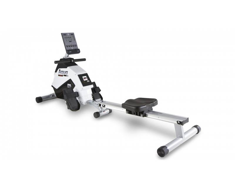 BH Fitness En stock-Rameur BH  I Aquo Dual-Expé 48h