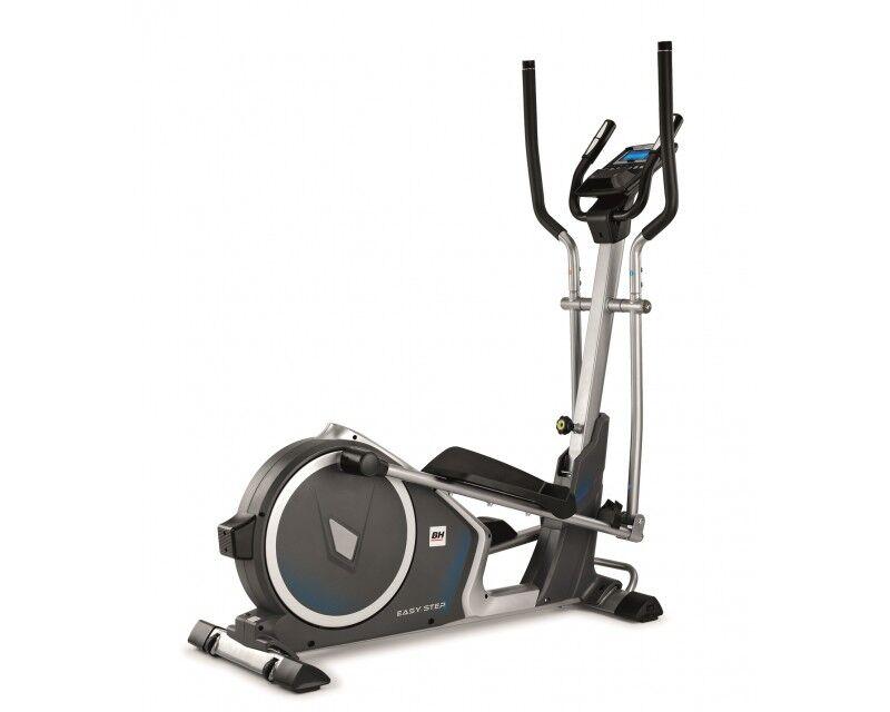 BH Fitness En stock- Elliptique BH I Easy Step Dual G2518W + Kit Dual inclus !-Expé 48h