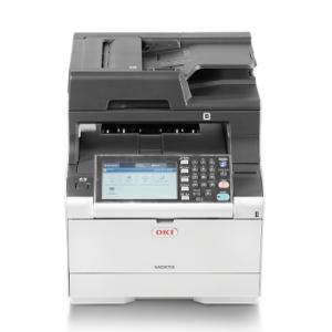 Oki Imprimante Multifonction couleur OKI MC573dn - Publicité