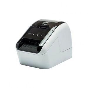 Brother Imprimante d'etiquettes Brother QL-800 - Publicité