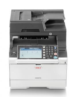 oki imprimante multifonction couleur oki mc573dn