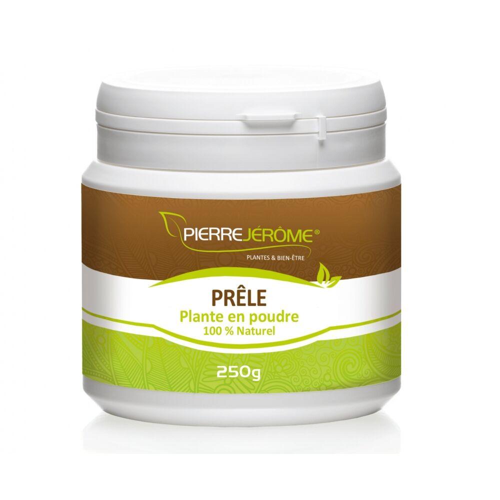 Pierre Jérôme Prele en poudre en pot PEHD inviolable de 250 grammes lot de 3