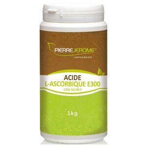 Pierre Jérôme Acide L-Ascorbique en poudre en pot PEHD inviolable de 1 kg à l'unité - Publicité