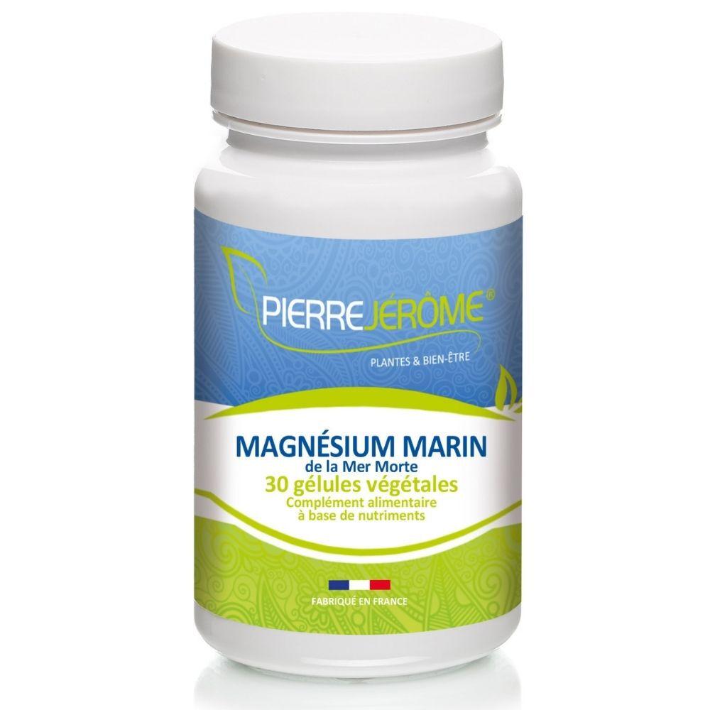 Pierre Jérôme Magnésium Marin Fort de la Mer Morte - 30 gélules végétales
