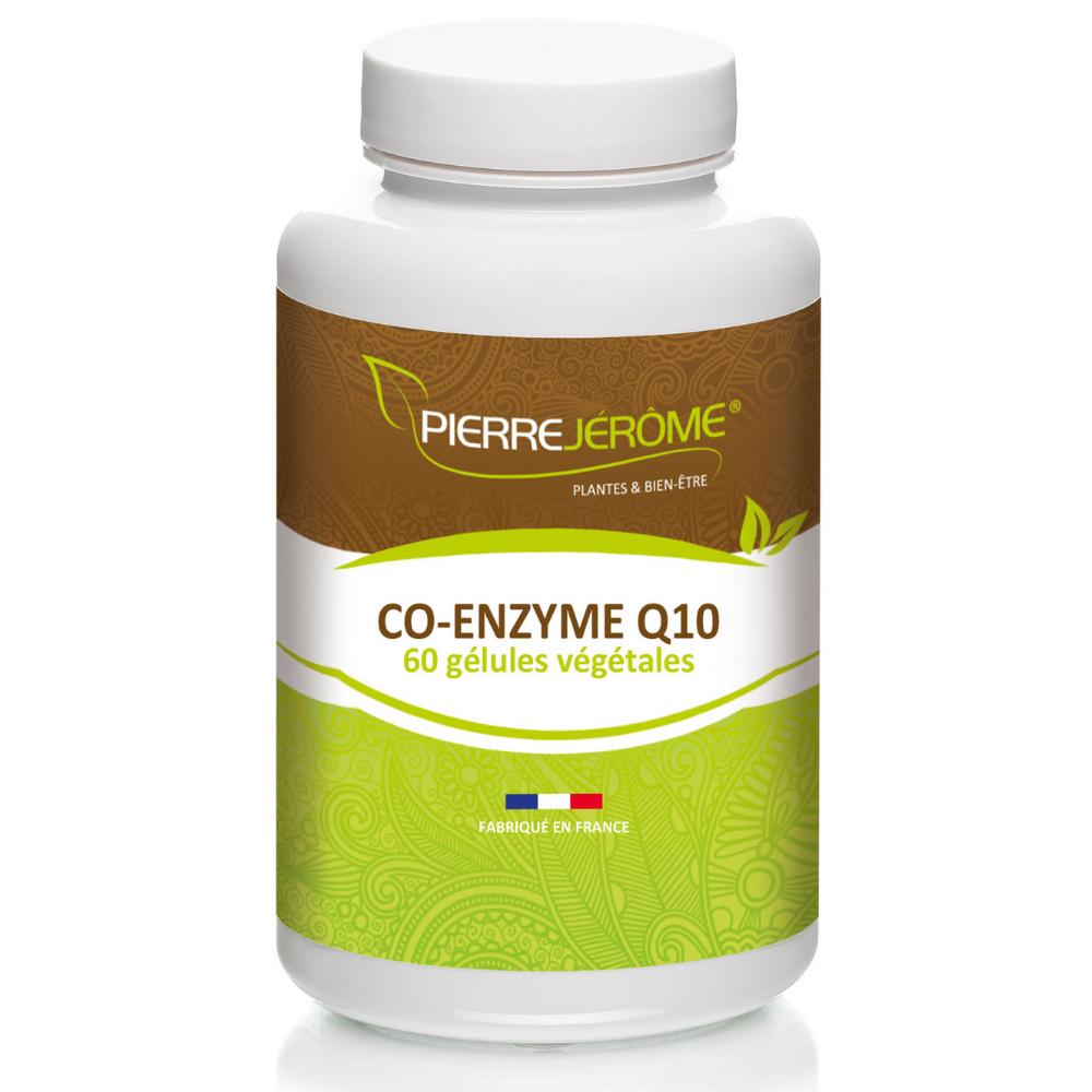 Co-Enzyme Q10 - 60 gélules végétales - A l'unité