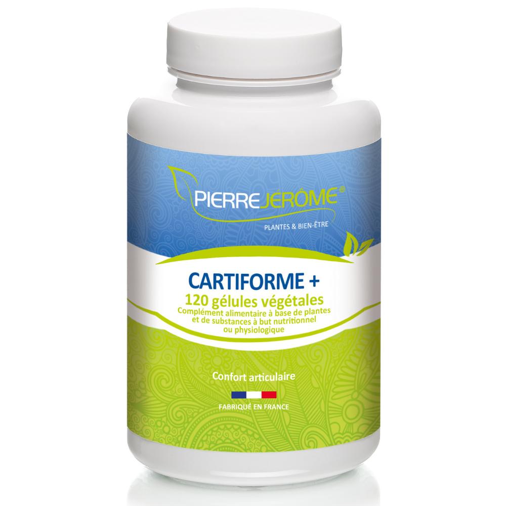 Cartiforme + ® 120 gélules végétales de 325mg à l'unité