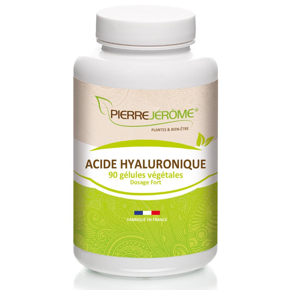 Pierre Jérôme Acide hyaluronique - 90 gélules végétales - A l'unité
