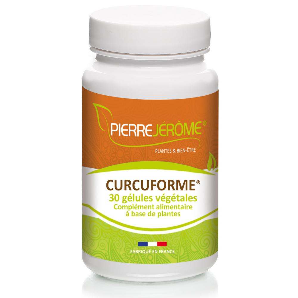 Curcuforme ® - 30 gélules végétales à l'unité